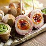 野菜串盛り合わせ 5種