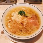 ra-menuroko - らーめん塩、麺大盛りです。(2031.3 byジプシーくん)