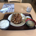 レモンハート - レモンポーク生姜焼き