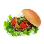 the 3rd Burger - アジアンサルサバーガー