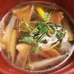 そば道 東京蕎麦style - 鴨汁つけ汁