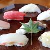 ジョウハナーレ - 料理写真:お寿司も