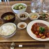 ふたばカフェ - 料理写真:今週のfutabaランチ