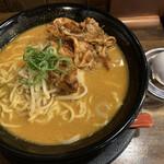 Marukinhompo - 炙り豚バラ百年味噌
