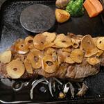 あすか - 料理写真:ガーリックステーキ