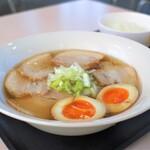 麺恋食堂 - 料理写真:喜多方ラーメン(醤油)