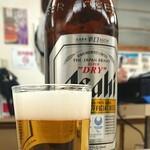 第三モッキリセンター - 瓶ビール(大瓶) ¥480