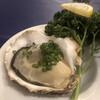 ラ ポルトルージュ - 料理写真:追加した生牡蠣