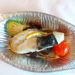 タンボラーダ - 料理写真: