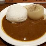 Komizu - 丸ごと玉ねぎカレー:700円