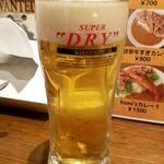 Komizu - 生ビール:500円