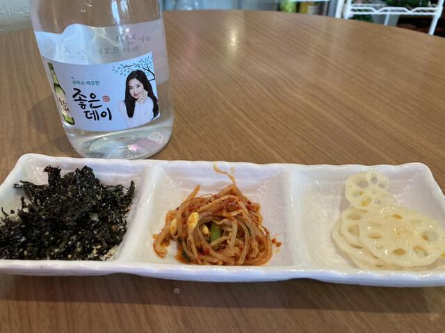 韓国料理 ホンデポチャ 新大久保本店の料理の写真