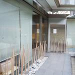 京はやしや - お店は表参道駅B2出口から歩いて5分ほど。