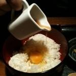 居酒屋 朝次郎 - 特性のだし醤油