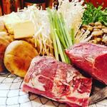 美食蔵部 - 極厚ステーキコース