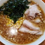 美食蔵部 - あぐー背脂チャーシュー麺