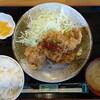 Karaagesemmontentorikko - 料理写真:油淋鶏定食(大盛)
