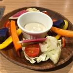VegeLamb - カラフル野菜