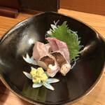 鮨 とびこめ - 関八、ヒラメ、カマス