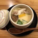 鮨 とびこめ - 茶碗蒸し