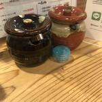 麺屋 たいそん - 高菜と紅生姜!