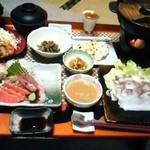 民宿宗谷岬 - 料理写真: