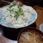 たいし - コース⑧そうめん(変り麺つゆ)