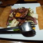 たいし - コース③ハムと豆腐のサラダ
