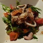 トスカーナの食卓 - 海鮮サラダ