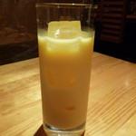 トスカーナの食卓 - ヨギーオレンジ