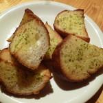 トスカーナの食卓 - ガーリックトースト