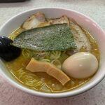 らーめん五丈原 - 料理写真:こってりとんしお(750円)