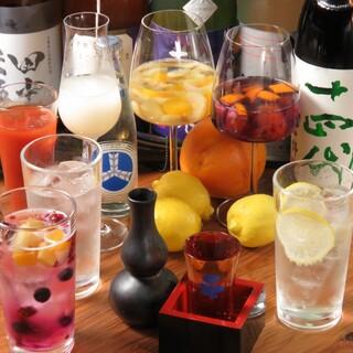 日本酒入門にピッタリ♡日本酒カクテル!