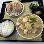大福食堂 - 豚汁定食(並)