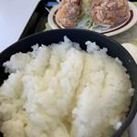 大福食堂 - ご飯(並)