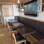 GINZA BOOK CAFE by HAPPY SCIENCE - 店内