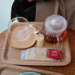 GINZA BOOK CAFE by HAPPY SCIENCE - アールグレイ 650円