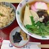 Hieisanrokutsurukisoba - 料理写真:志っぽく定食