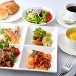Chef's Table - 人気No.1ランチ「シェフズテーブルランチ」