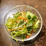 147395205 - 前菜サラダ