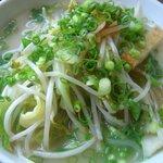 明石食堂 - 野菜そば