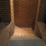 1474909 - お店への階段です。
