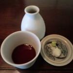 14740117 - 辛汁と薬味