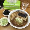 琴壱 - 料理写真:中華そばに岩海苔とネギトッピング