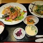 食菜家 うさぎ - 料理写真:おまかせ 日替わりランチ