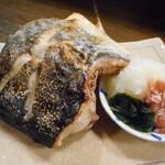 ウミネコ - カマ塩焼き