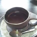 和食の家レンゲ - ホットコーヒー
