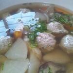 和食の家レンゲ - つみれ汁
