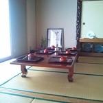 和食の家レンゲ - お席