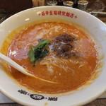 陳麻家 東十条店 - 坦々麺美味かった。